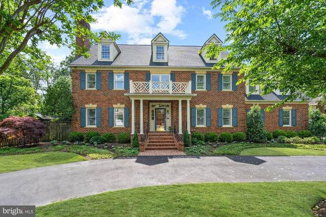 1544 Hunting Avenue, MCLEAN, VA 22102 (#VAFX1132066) :: Bic DeCaro & Associates