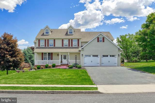 31 Silver Maple Drive, BOILING SPRINGS, PA 17007 (#PACB124056) :: Iron Valley Real Estate