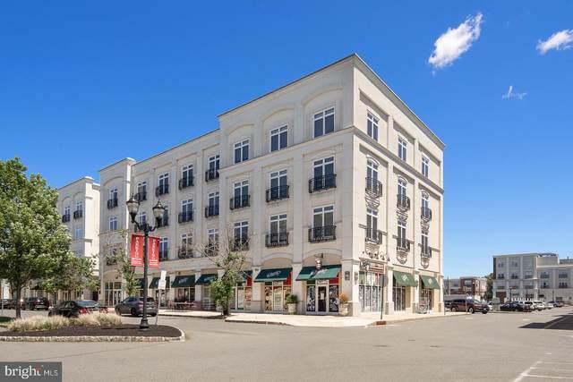 2 N Commerce Square #407, ROBBINSVILLE, NJ 08691 (#NJME296242) :: Erik Hoferer & Associates