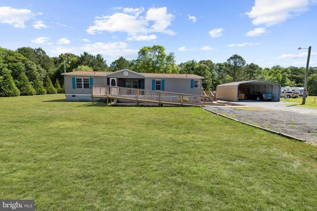 23813 Dove Road, SEAFORD, DE 19973 (#DESU161958) :: BayShore Group of Northrop Realty