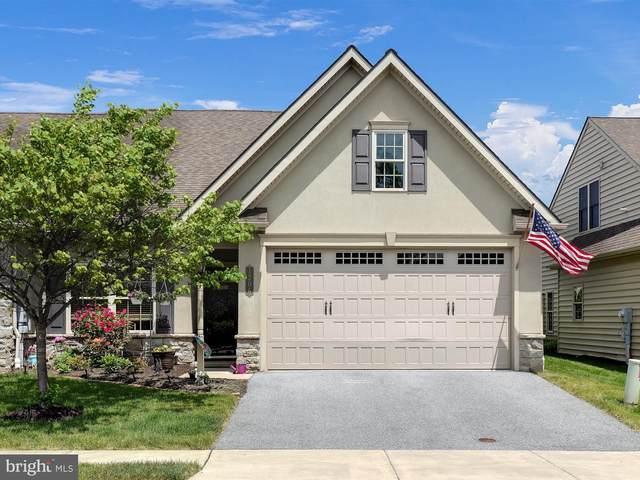 1206 Cantebury Drive, MOUNT JOY, PA 17552 (#PALA163940) :: Iron Valley Real Estate