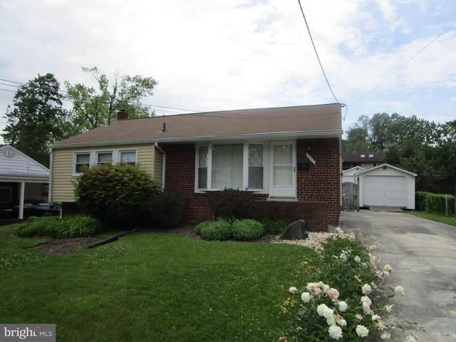 6451 Fairborn Terrace, NEW CARROLLTON, MD 20784 (#MDPG570070) :: The Dailey Group