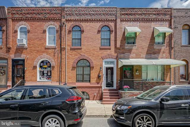 2431 S 13TH Street, PHILADELPHIA, PA 19148 (#PAPH900360) :: RE/MAX Advantage Realty