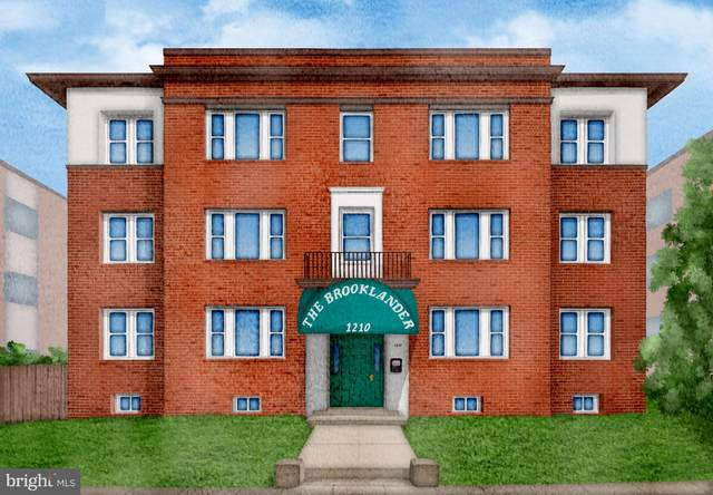1210 Perry Street NE #303, WASHINGTON, DC 20017 (#DCDC471172) :: Great Falls Great Homes