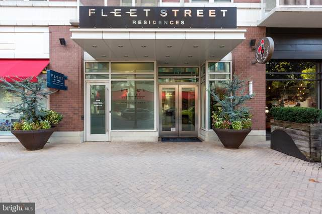 157 Fleet Street #217, OXON HILL, MD 20745 (#MDPG570074) :: The Dailey Group