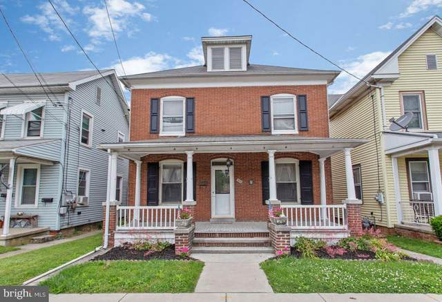 505 Frederick Street, HANOVER, PA 17331 (#PAYK138614) :: TeamPete Realty Services, Inc
