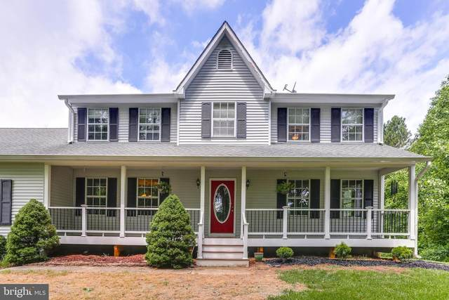 800 Woodland Way, OWINGS, MD 20736 (#MDCA176696) :: Keller Williams Flagship of Maryland