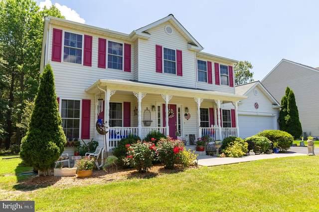 16842 Fairfax Drive, KING GEORGE, VA 22485 (#VAKG119704) :: AJ Team Realty
