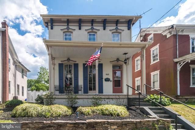 160 Centennial Street, SCHWENKSVILLE, PA 19473 (#PAMC650684) :: Jason Freeby Group at Keller Williams Real Estate