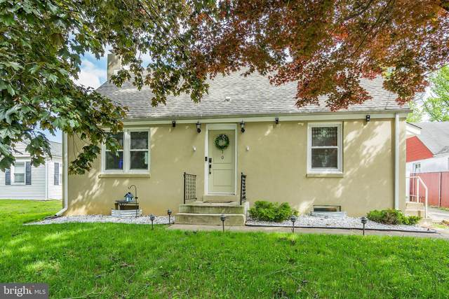1570 Parkside Avenue, TRENTON, NJ 08638 (#NJME296252) :: Nexthome Force Realty Partners