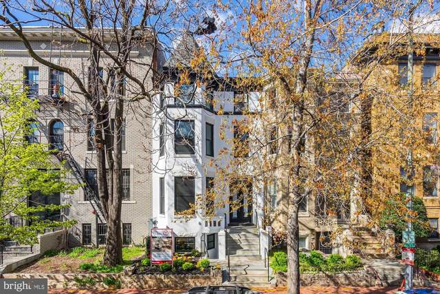 1747 T Street NW #4, WASHINGTON, DC 20009 (#DCDC471182) :: Arlington Realty, Inc.
