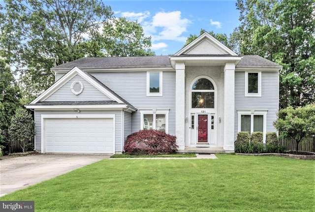 121 Breckenridge Drive, SICKLERVILLE, NJ 08081 (#NJCD394816) :: Blackwell Real Estate