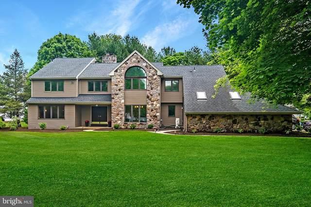 11 Bakers Drive, WASHINGTON CROSSING, PA 18977 (#PABU497866) :: Linda Dale Real Estate Experts