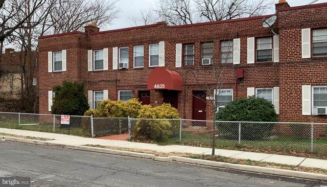 4835 Lee Street NE 2ND FLOOR, WASHINGTON, DC 20019 (#DCDC471198) :: Arlington Realty, Inc.