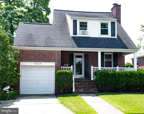 8005 Manor Road, BALTIMORE, MD 21234 (#MDBC495662) :: The Redux Group
