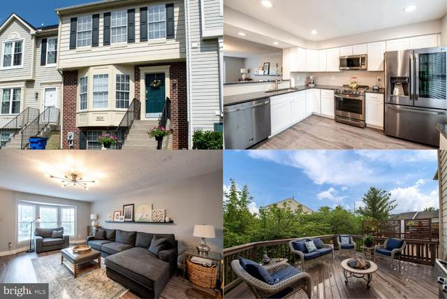 5219 Earles Court, FREDERICK, MD 21703 (#MDFR265068) :: LoCoMusings