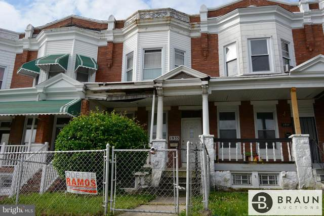 1933 E 31ST Street, BALTIMORE, MD 21218 (#MDBA512160) :: Jennifer Mack Properties
