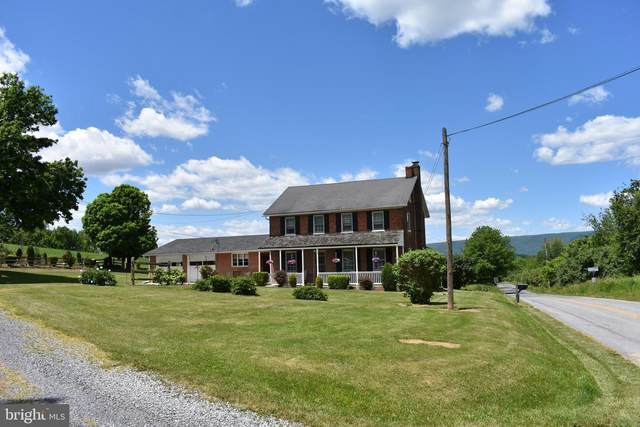 4632 Rocky Spring Road, CHAMBERSBURG, PA 17201 (#PAFL172928) :: The Jim Powers Team