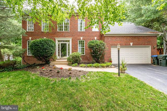 5160 Gagne Court, FAIRFAX, VA 22030 (#VAFX1132148) :: Great Falls Great Homes
