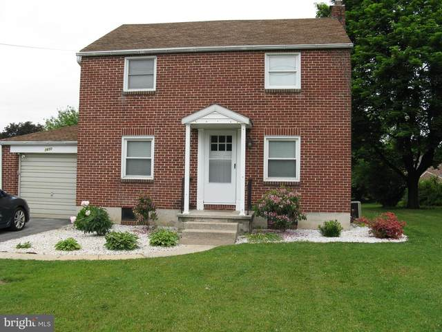2650 N George Street, YORK, PA 17406 (#PAYK138628) :: Pearson Smith Realty