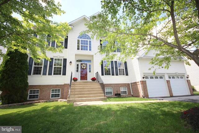 811 Melody Court SE, LEESBURG, VA 20175 (#VALO412414) :: The Piano Home Group