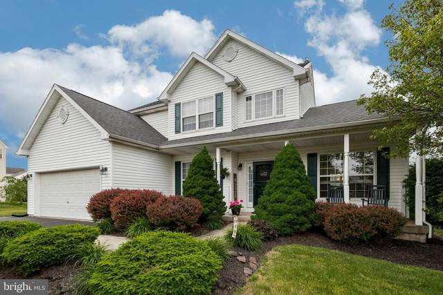 1185 Silcox Drive, GILBERTSVILLE, PA 19525 (#PAMC650710) :: ExecuHome Realty