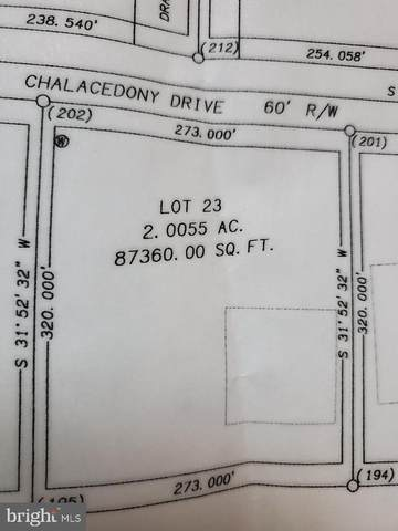 Lot 23 Chalacedony, MARTINSBURG, WV 25404 (#WVBE177516) :: Pearson Smith Realty