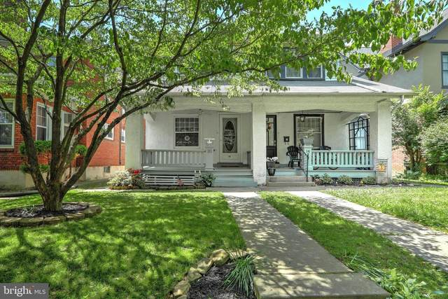 16 Hill Street, YORK, PA 17403 (#PAYK138634) :: EXP Realty