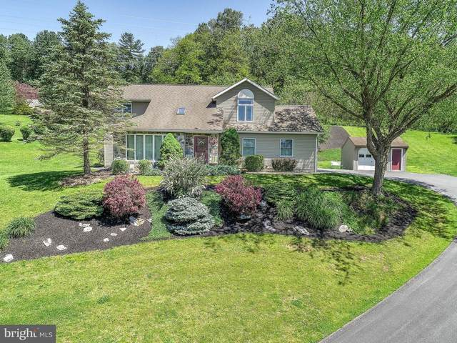 145 Kiehner Road, SCHUYLKILL HAVEN, PA 17972 (#PASK130884) :: Younger Realty Group