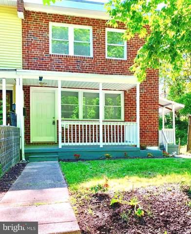 4026 Westchester Road, BALTIMORE, MD 21216 (#MDBA512186) :: City Smart Living