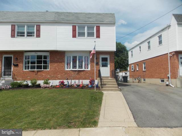 203 Morris Avenue, WOODLYN, PA 19094 (#PADE519792) :: ExecuHome Realty
