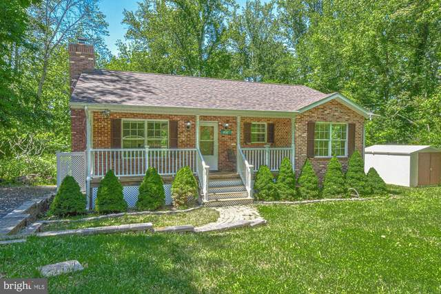 497 Bluebird Way, FRONT ROYAL, VA 22630 (#VAWR140422) :: AJ Team Realty