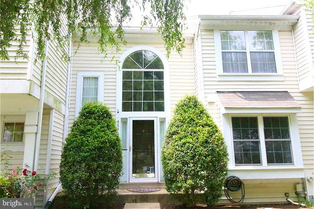 8530 Harvest View Court, ELLICOTT CITY, MD 21043 (#MDHW280264) :: RE/MAX Advantage Realty
