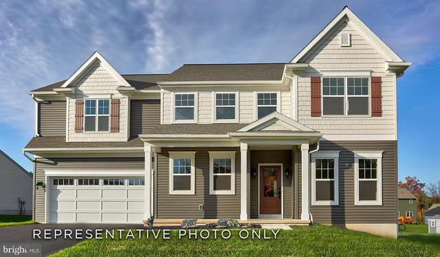 71 Creekside Drive, LEBANON, PA 17042 (#PALN113916) :: The Heather Neidlinger Team With Berkshire Hathaway HomeServices Homesale Realty