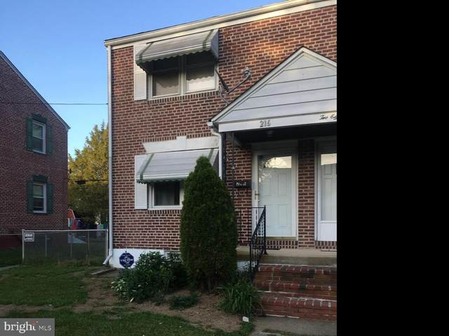 216 Filbert Avenue, WILMINGTON, DE 19805 (MLS #DENC502470) :: The Premier Group NJ @ Re/Max Central