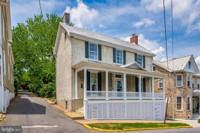 115 S Jefferson Street, MIDDLETOWN, MD 21769 (#MDFR265092) :: Seleme Homes