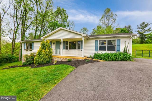 3671A Petersville Road, KNOXVILLE, MD 21758 (#MDFR265096) :: SURE Sales Group