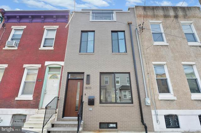 1810 Reed Street, PHILADELPHIA, PA 19146 (MLS #PAPH900544) :: The Premier Group NJ @ Re/Max Central