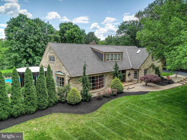 14 W Lawn Circle, LEMOYNE, PA 17043 (#PACB124078) :: The Heather Neidlinger Team With Berkshire Hathaway HomeServices Homesale Realty