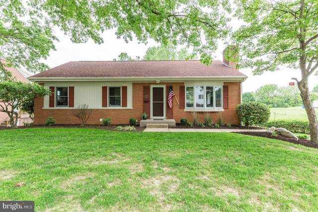 110 E Charlotte Street, MILLERSVILLE, PA 17551 (#PALA163980) :: The Heather Neidlinger Team With Berkshire Hathaway HomeServices Homesale Realty