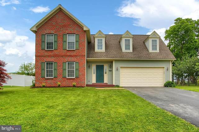 105 Westgate Drive, MOUNT HOLLY SPRINGS, PA 17065 (#PACB124080) :: Iron Valley Real Estate
