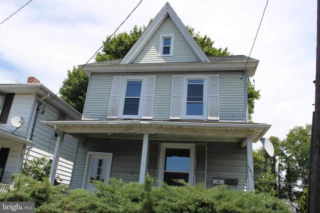 3917 N 6TH Street, HARRISBURG, PA 17110 (#PADA122056) :: TeamPete Realty Services, Inc