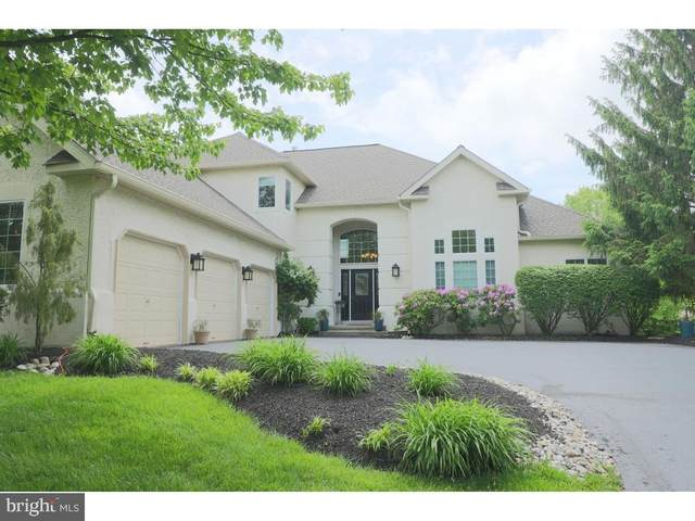 151 Inverness Drive, BLUE BELL, PA 19422 (#PAMC650762) :: Linda Dale Real Estate Experts