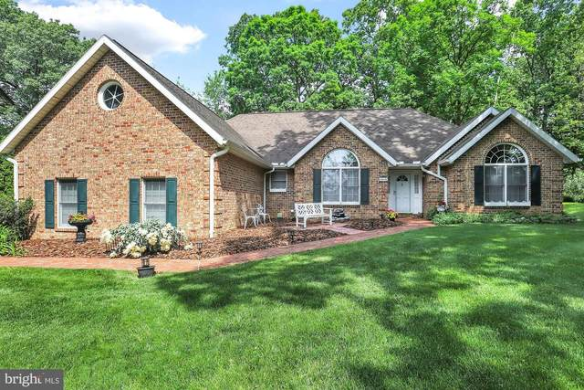 6015 Fairway Drive W, FAYETTEVILLE, PA 17222 (#PAFL172934) :: The MD Home Team