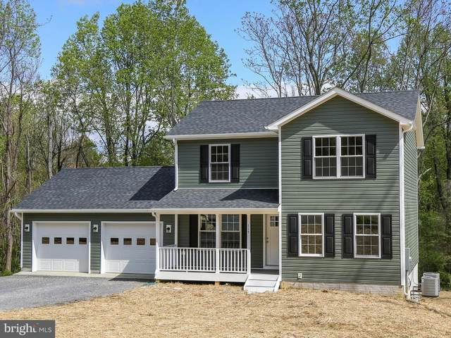 Lot 8 Buckskin Trail, WINCHESTER, VA 22602 (#VAFV157818) :: City Smart Living