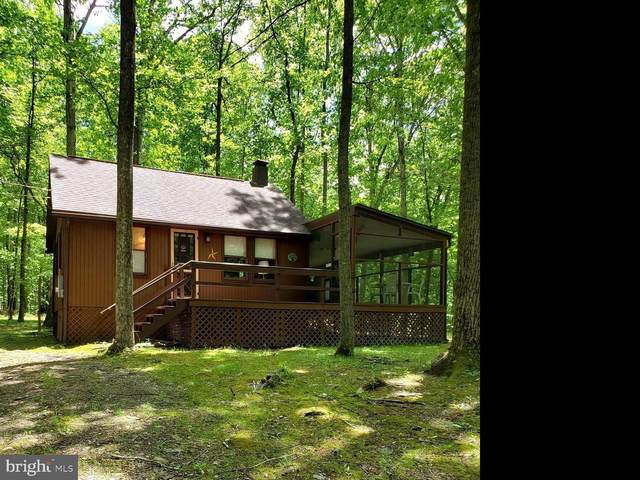 5831 Rockford Rd., GREAT CACAPON, WV 25422 (#WVMO116936) :: Century 21 Dale Realty Co