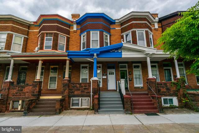 229 E 25TH Street, BALTIMORE, MD 21218 (#MDBA512224) :: The MD Home Team