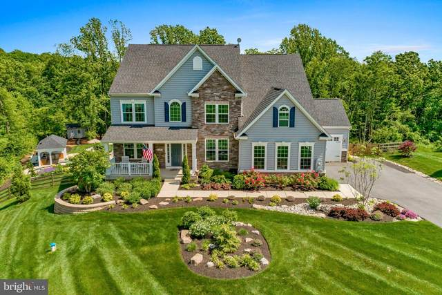 18380 Chelsea Knolls Drive, MOUNT AIRY, MD 21771 (#MDHW280286) :: LoCoMusings