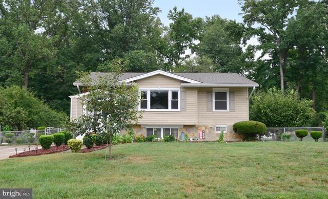 8801 Lagrange Street, LORTON, VA 22079 (#VAFX1132278) :: The Licata Group/Keller Williams Realty