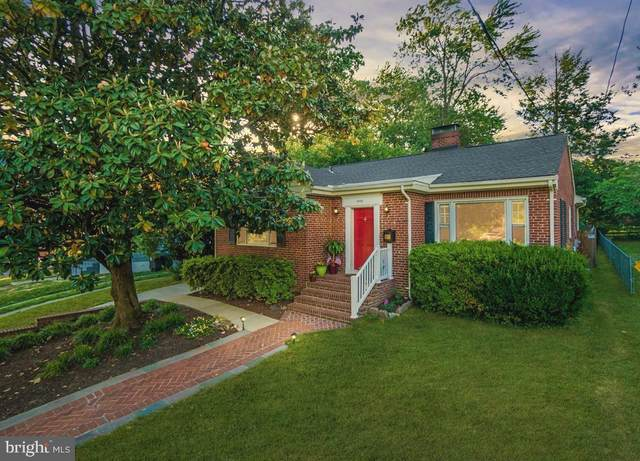 1409 Dandridge Street, FREDERICKSBURG, VA 22401 (#VAFB117200) :: RE/MAX Cornerstone Realty
